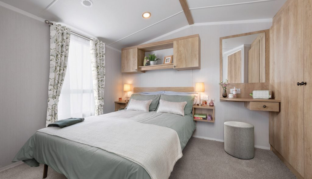 Holiday Home Master Bedroom