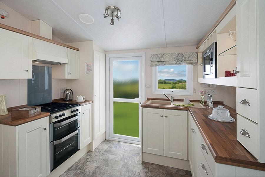 Europa Willow kitchen
