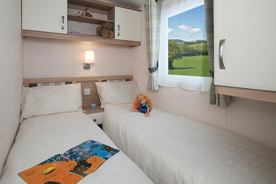 Europe Willow twin room